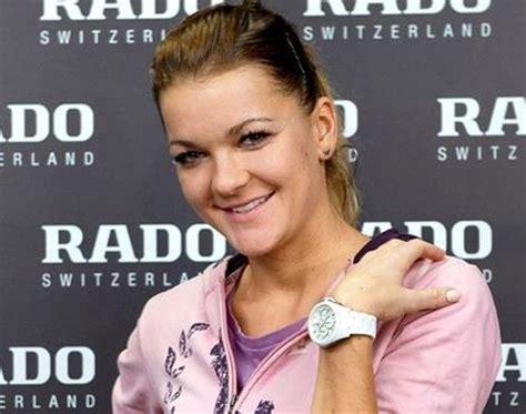julia goerges h2h serena williams agnieszka radwanska becomes the brand ambassador for rado