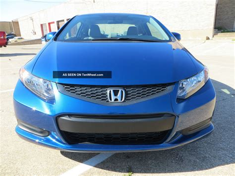 Sep 14, 2018 · how reliable is the 2012 honda civic? 2012 Honda Civic Ex W / Navi Coupe