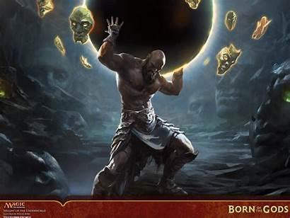 Underworld Greek Titans Magic Atlas Weight Tattoo
