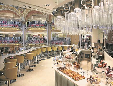 restaurant les chais d haussmann bientôt un restaurant étoilé aux galeries lafayette haussmann