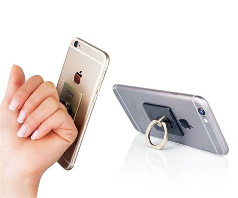 Holder Iring Stand iring smartphone grip stand dudeiwantthat