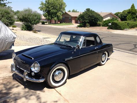 Datsun 1600 For Sale by 1966 Datsun Roadster For Sale