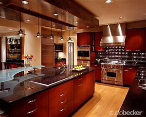 A Chef's Kitchen - Contemporary - Kitchen - san francisco