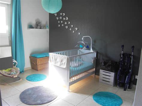 chambre bleu et gris chambre mauve et turquoise
