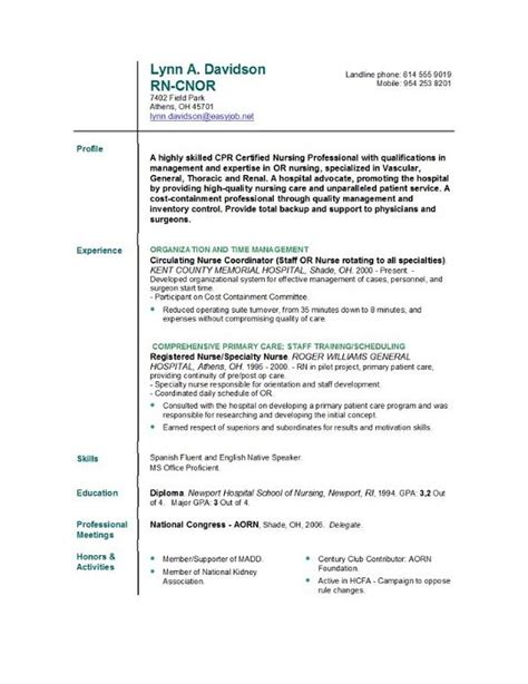 paragraph in new grad nursing cover letter cover letter exles rn new grad