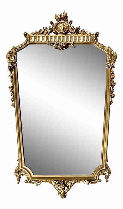 Chairish Mirror Gold Framed Wall Mirrors Antique
