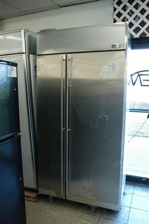 appliance direct video blog ge monogram  built  side  side refrigerator orlando