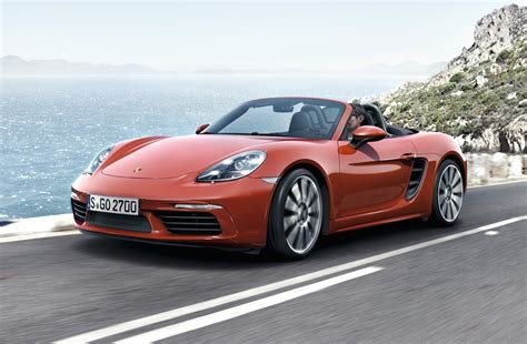 boxster porsche 2016 porsche 718 boxster on sale in australia from