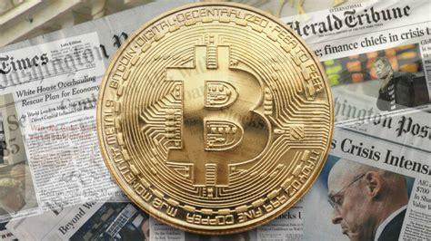 Bitcoin yükseliş trendi bitti mi? 2008 Finansal Krizi Olmasaydı Bitcoin Olur Muydu? › Bitcoin Haberleri