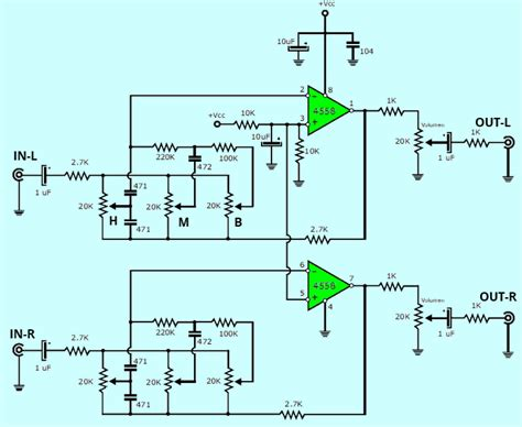 Jrc Preamp Circuit Diagram Nerv
