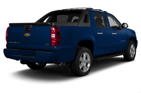 2013 Chevrolet Avalanche  Price, Photos, Reviews & Features