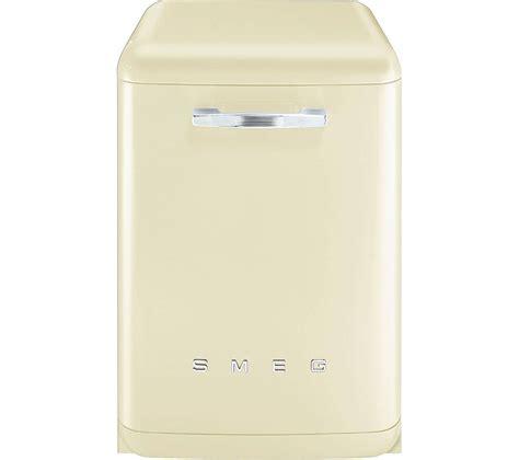 Buy Smeg Df6fabcr Fullsize Dishwasher  Cream Free