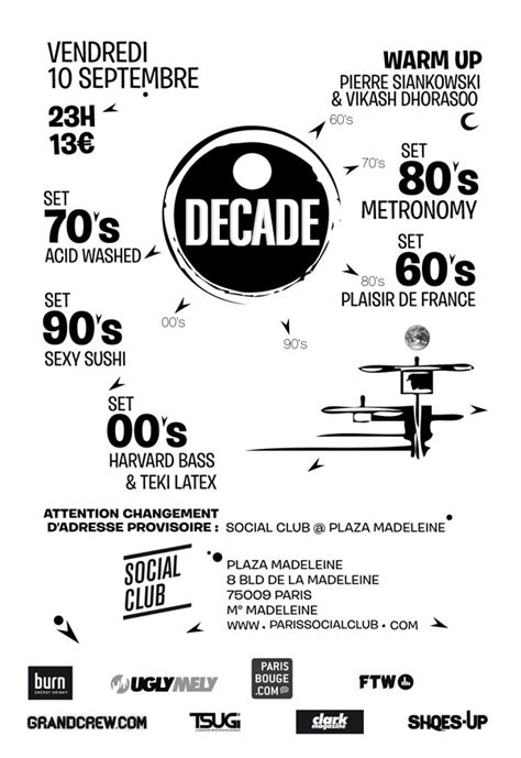 changement si鑒e social association decade uglymely sneakers culture bike travel