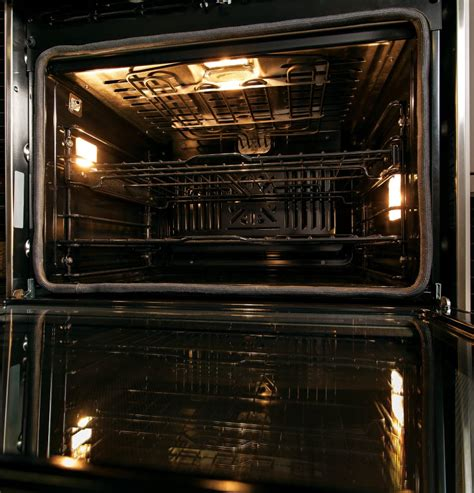 cafe ctshss   single electric wall oven   cu ft true european convection oven