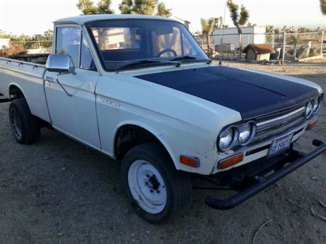 1971 Datsun For Sale by 1971 Datsun 521 For Sale Photos Technical