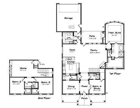 House Plans With Big Kitchens Smalltowndjscom
