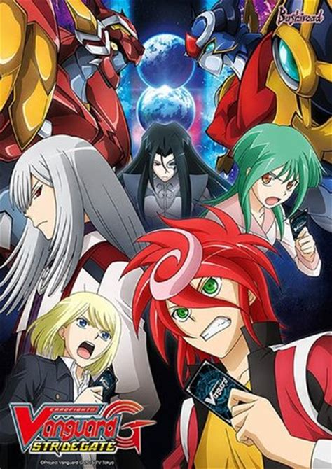 anime cardfight vanguard cardfight vanguard anime tv tropes