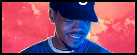 dozens  donuts chance  rapper coloring book review