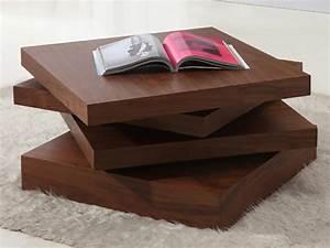 Table De Salon Originale : la table basse design comme un vrai bijou s jour design feria ~ Preciouscoupons.com Idées de Décoration