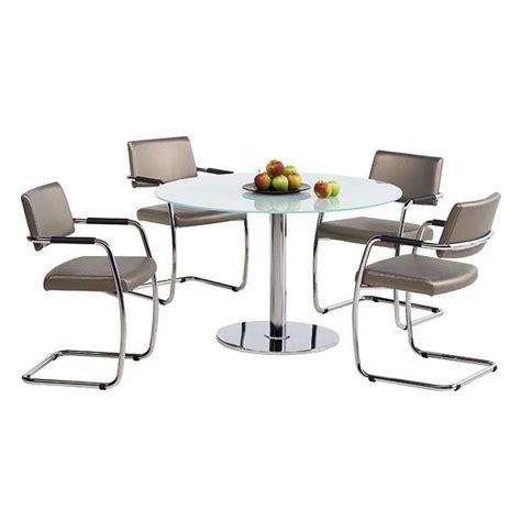 fauteuil de cuisine fauteuil design en métal bizzy 4 pieds tables chaises et tabourets