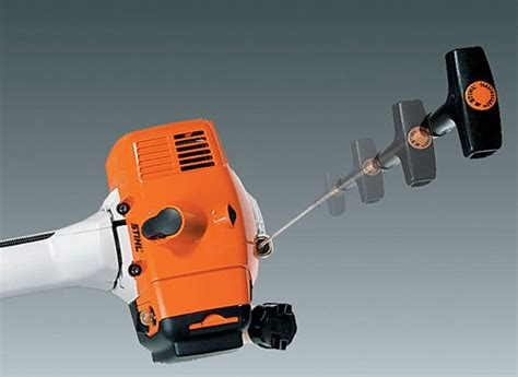 fs 250 powerful professional brushcutter