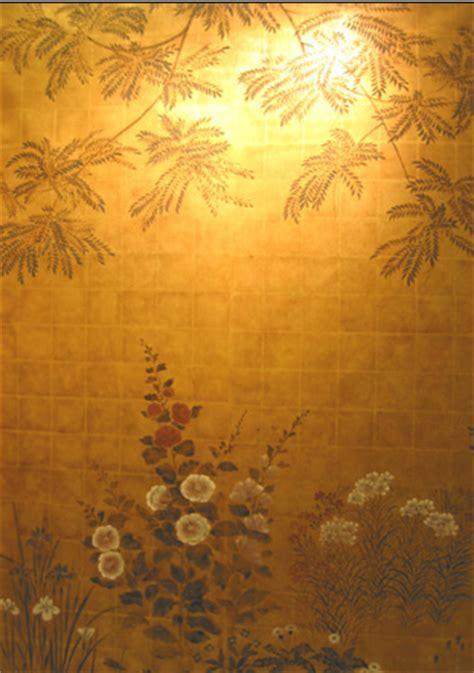 gold leaf wallpaper uk gallery