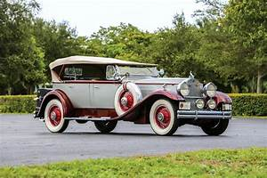 1930 Packard Deluxe Eight Sport Phaeton 4k Ultra HD ...