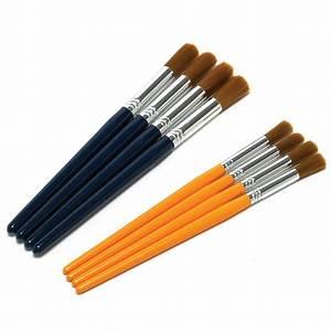 Size 18 Nylon Paint Brush - Brushes from Crafty Crocodiles UK