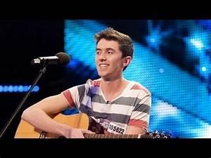 Ryan O'Shaughnessy - No Name - Britain's Got Talent 2012 ...