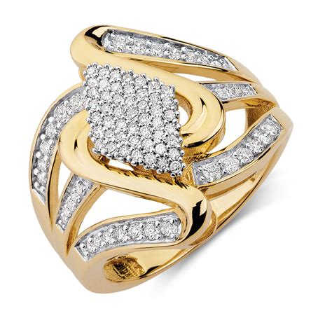 Ring With 12 Carat Tw Of Diamonds In 10kt Yellow Gold. Lemon Quartz Rings. Timeless Style Engagement Rings. Round Shape Engagement Wedding Rings. Real Silver Wedding Rings. Family Engagement Rings. Southern Rings. Olive Skin Wedding Rings. Conflict Free Diamond Engagement Rings