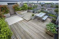 magnificent urban patio design ideas Revamp Your Boring Terrace With These Magnificent Roof Garden Ideas