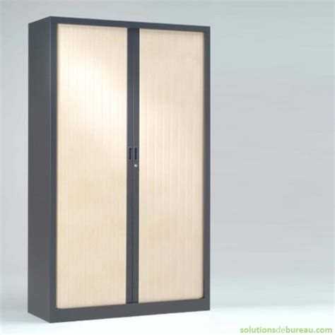 vente mobilier bureau occasion armoire bureau métallique bicouleur