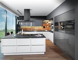 Schöne Küchen Bilder : moderne k chen designk chen bei laserer ~ Michelbontemps.com Haus und Dekorationen