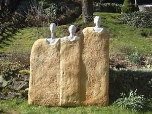 Skulpturen Für Garten : bachmann petra betonkreationen kunst skulpturen au en ~ Watch28wear.com Haus und Dekorationen