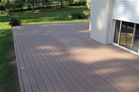 terrasse bois prix m2 pose terrasse en bois composite prix m2 nos conseils
