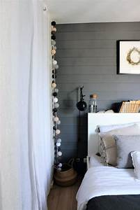 Chambre Parentale Cosy : chambre adulte cocooning scandinave romantique chaleureuse ~ Melissatoandfro.com Idées de Décoration