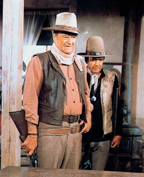wayne john movies cowboy western movie gilet jake costumes quotes classic westerns actor costume stars tv 1971 actors bruce cabot