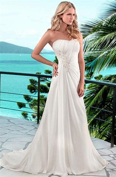 25 best ideas about beach wedding dresses on pinterest
