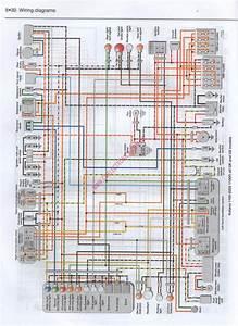 Diagrama Suzuki Gsx1100f