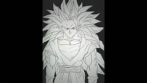 Son Goku Super Saiyan 3 Youtube