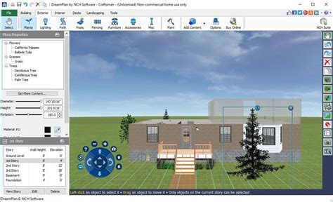 Like the free version of sketch up, this tool is immersive, which means you are able to explore your design with your feet virtually. DreamPlan Free Home Design Software 6.14 Free Download - FreewareFiles.com - Free Graphics Tools ...