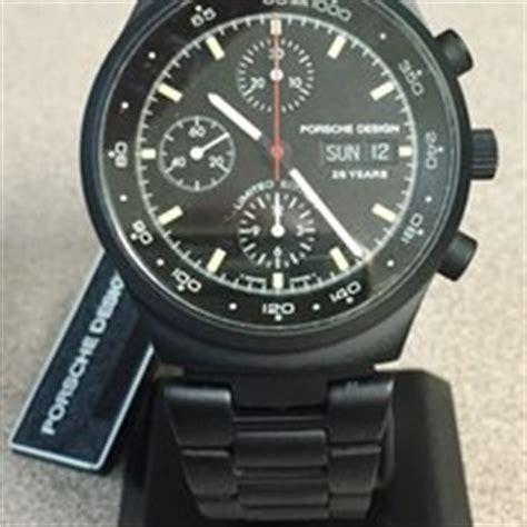 Porsche Design 6605 Chronograph By Eterna For $1,089 For