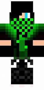 Creeper Boy Green Skin | Minecraft Skins