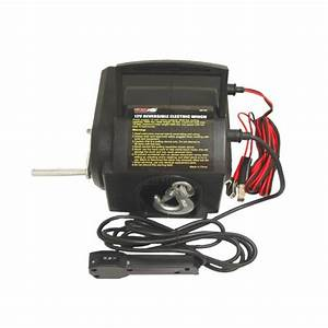 Discount Grip 6000 Lb Reversible Electric Winch On Sale
