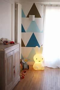 Veilleuse Chambre Bébé : id e d co chambre b b inspirante et vraiment douce ~ Melissatoandfro.com Idées de Décoration