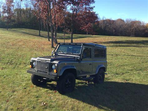 rare  land rover defender  offroad  sale