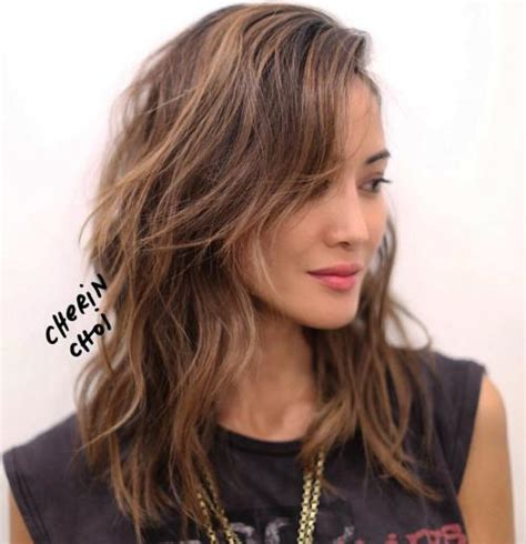 Light Brown Hair Dye For Black Hair by 40 Unique Ways To Make Your Chestnut Brown Hair Pop