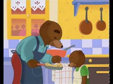 petit ours brun fait des cr 234 pes petit ours brun