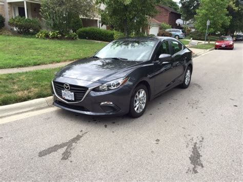 mazda car sales 2016 2016 mazda mazda3 private car sale in dublin oh 43017