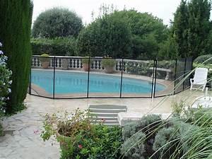 Cloture Souple Piscine : cl ture de piscine s curit et discr tion garanties ~ Edinachiropracticcenter.com Idées de Décoration